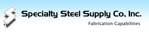 Steel Fabrication Logo
